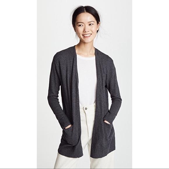 323da0f3a1d Madewell Sweaters - Madewell Sweater Summer Ryder Cardigan Grey Sz M